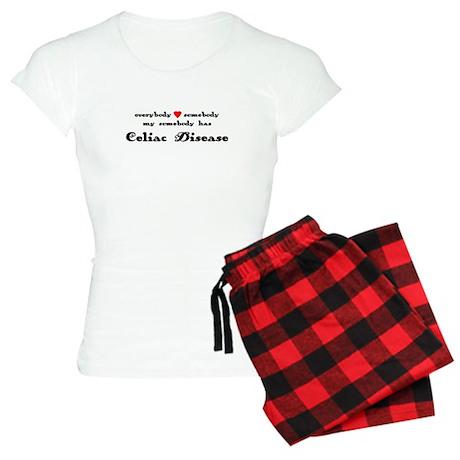 Everybody Loves Somebody Women's Light Pajamas