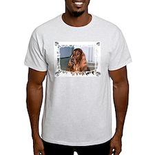 Irish setter Ash Grey T-Shirt