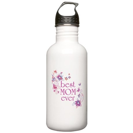 Best Mom Ever 3 Stainless Water Bottle 1.0L