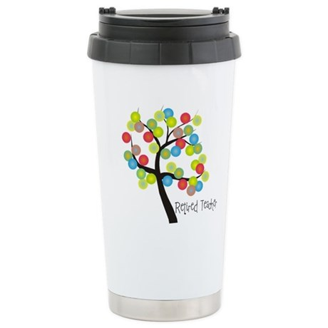 Retired Occupations Stainless Steel Travel Mug
