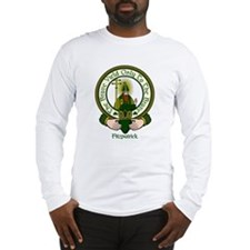 Fitzpatrick Clan Motto Long Sleeve T-Shirt