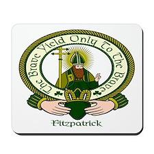 Fitzpatrick Clan Motto Mousepad