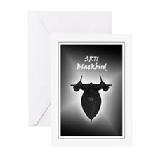 SR71 Composite Greeting Cards (Pk of 10)