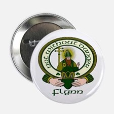 "Flynn Clan Motto 2.25"" Buttons (10 pack)"