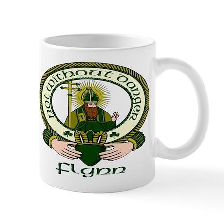 Flynn Clan Motto Mug