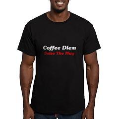 Coffee Diem: Seize The Mug T