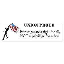 Funny Faire Bumper Sticker