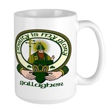 Gallagher Clan Motto Mug
