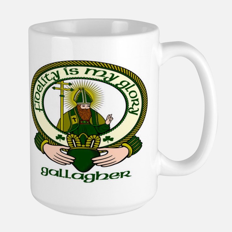 Gallagher Clan Motto Mug