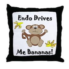 ERC SisterGirls Throw Pillow