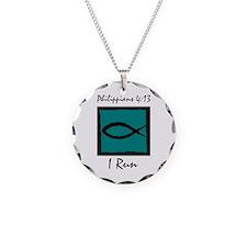 Christian Runner's Necklace