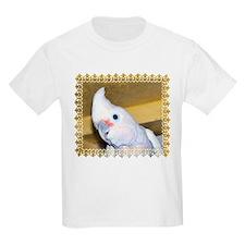 Goffin Cockatoo Kids T-Shirt