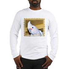 Goffin Cockatoo Long Sleeve T-Shirt