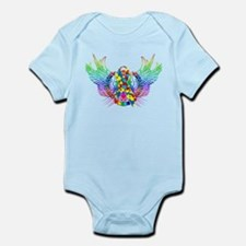 Awareness Tribal Puzzle Infant Bodysuit