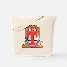Mister T Tote Bag