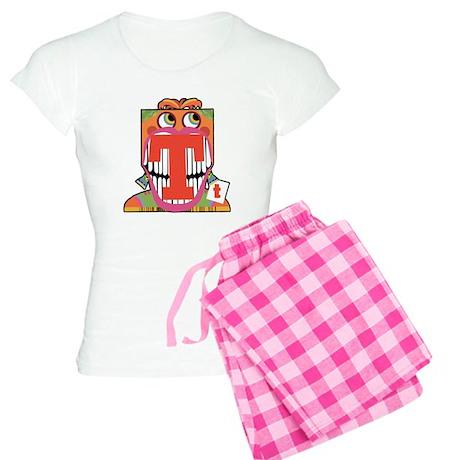 Mister T Women's Light Pajamas