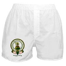 Haggerty Clan Motto Boxer Shorts