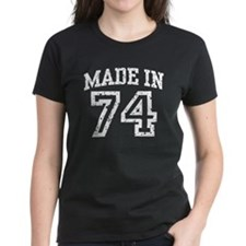 Made In 74 Tee