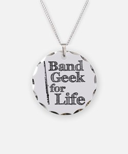 Flute Band Geek Necklace