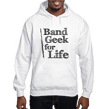 Flute Band Geek Hoodie
