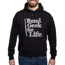 Flute Band Geek Hoody