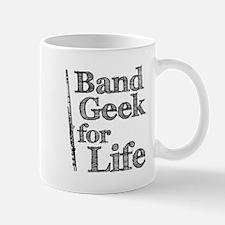 Flute Band Geek Small Small Mug