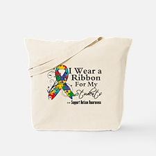 Students - Autism Ribbon Tote Bag