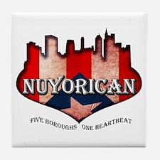 NuYoRicaN Tile Coaster