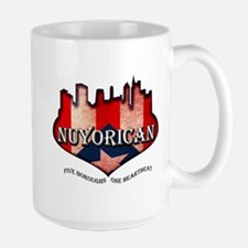 NuYoRicaN Mug