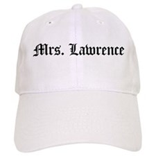 Mrs. Lawrence Baseball Cap