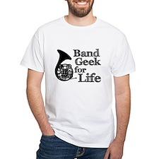 French Horn Band Geek Shirt