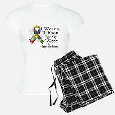 Niece - Autism Ribbon Pajamas