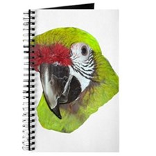 Millitary Macaw Journal