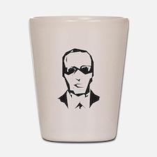 D.B. Cooper in Sunglasses Shot Glass