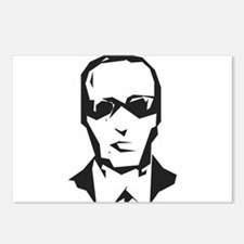 D.B. Cooper in Sunglasses Postcards (Package of 8)