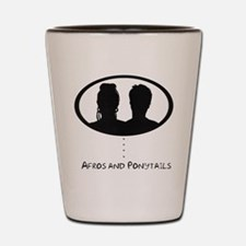 Mixed marriages Shot Glass