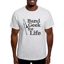 Trombone Band Geek T-Shirt