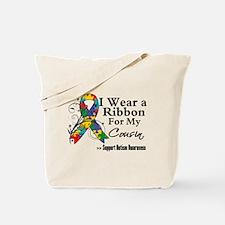Cousin - Autism Tote Bag