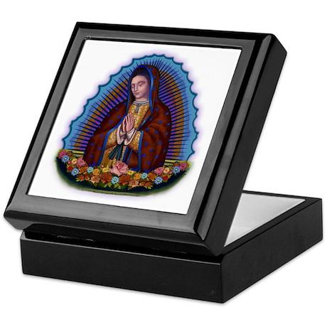 Lady of Guadalupe T3 Keepsake Box