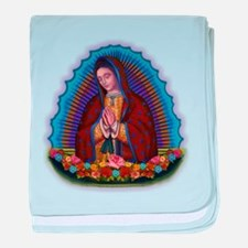 Lady of Guadalupe T3 baby blanket