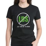 Too Much LDS Women's Dark T-Shirt