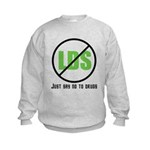 Too Much LDS Kids Sweatshirt