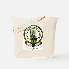 Joyce Clan Motto Tote Bag