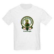 Kavanagh Clan Motto Kids T-Shirt