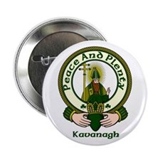 "Kavanagh Clan Motto 2.25"" Button (10 pack)"