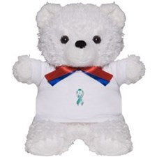 Blue Ribbon Teddy Bear