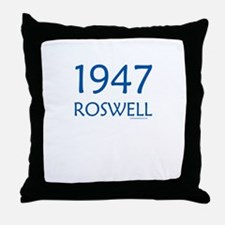 1947 Roswell - Throw Pillow