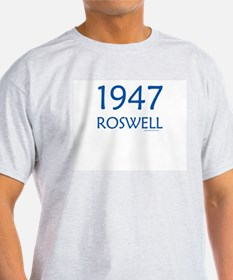 1947 Roswell - Ash Grey T-Shirt