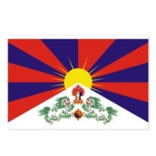 Free Tibet Postcards (Package of 8)