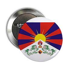 "Free Tibet 2.25"" Button"